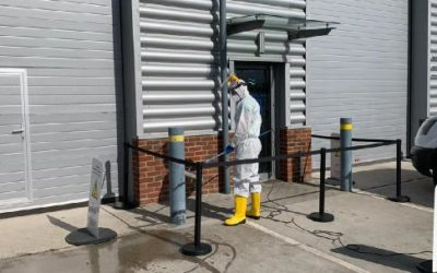 Deep Cleans and Fogging